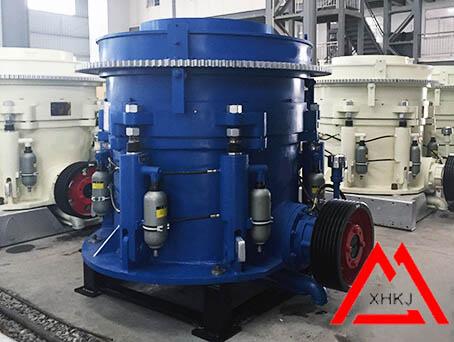 Hydraulic-cone-crusher