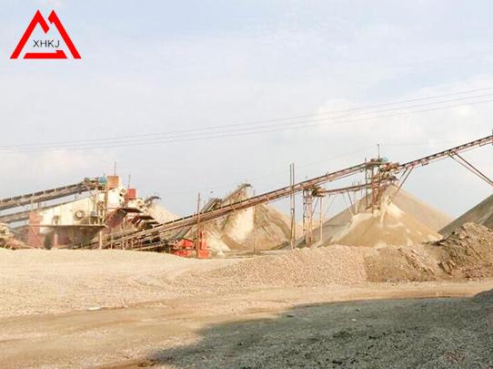 granite  Granite crushing production line
