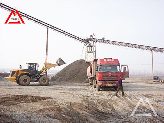 Iron Ore Crushing Production Line